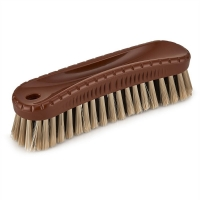 Clothes cleaning brush