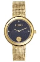 VERSUS by VERSACE Lea Crystals Gold Stainless Steel Bracelet VSPEN0519