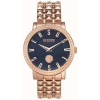 Versus Versace VSPEU0619 Women s Pigalle Rose Gold Tone Wristwatch