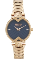 Versace Versus Analogue Blue Dial Women s Watch