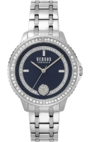 Versus Analog Blue Dial Women s Watch-VSPLM0419