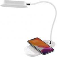 Q.Led Flex Mini Lamp with Wireless Charging Base