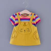 Children dress from 3 months to 1 year and a half