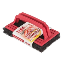 Bath cleaning brush