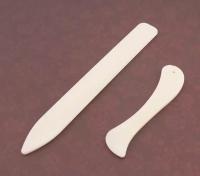 tool for folding and polishing