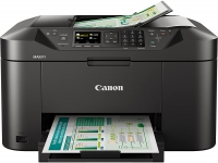 Printer Canon Maxify MB2120 With Warranty Card