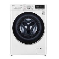 LG washing machine full dryer steam 9 kg _ white