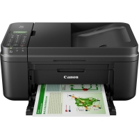 Printer Canon Pixma MX 494 With Warranty Card