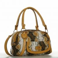 Lux handbag and shoulder bag