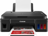 Printer Canon Pixma G3411 With Warranty Card