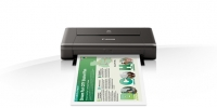 Printer Canon Pixma IP 110 With Warranty Card