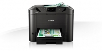 Printer Canon Maxify MB 5440 With Warranty Card