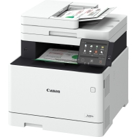 Printer Canon MF 734CDW With Warranty Card