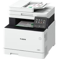 Printer Canon MF 734CDW With Warranty Card
