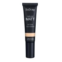 IsaDora Natural Matt Oil Free Foundation Matt Sand 35 ml