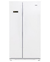 Side-by-side refrigerator - beko (two doors) 19 feet - white color