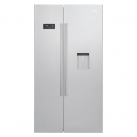 Side-by-side refrigerator - beko (two doors) 22 feet - white color