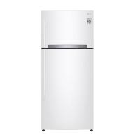 LG inverter refrigerator - 19 feet - white