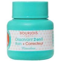 Bourjois 2in1 Nail Polish Remover + Corrector Nail polish remover 35ml