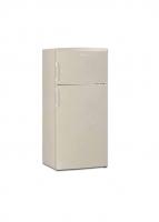 Refrigerator -arcelik - 16 feet - beige color