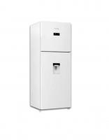 No frost refrigerator -arcelik - 18 feet - white color