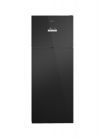 No frost refrigerator -arcelik - 20 feet - black color