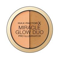 Max Factor Foundation Miracle Glow Duo Pro Illuminator 11g