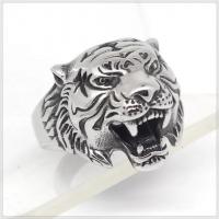 Men's Ring - Tiger Head Shape