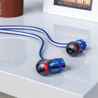 Wired earphones Acoustic BM48 from borofone