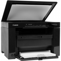 Printer Canon  MF 3010 With Warranty Card