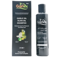 Garlic Extract And Olive Oil Shampoo 200 ml