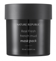 Real Fresh French Mud Mask Pack