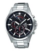 Casio Analog Black Dial Men's Watch EFV-530D-1AV Time Inventors