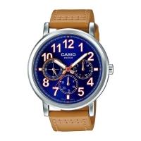 Casio Enticer Men Multi Dial Men's Watch MTP-E309L-2B2VDF Global warranty Time Inventors
