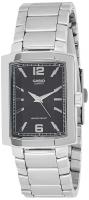 Casio Enticer Analog Black Dial Men's Watch MTP-1233D-1A Global Warranty Time Inventors