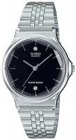 Casio Mens Quartz Watch, Analogand Stainless Steel Strap MQ-1000D-1A2DF Global Warranty Time Inventors