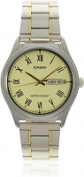 Casio Analog, Dress Watch, Multicolor Band MTP-V006SG-9BUDF Global Warranty Time Inventors