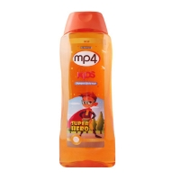 Shampoo hair and body for children from mp4