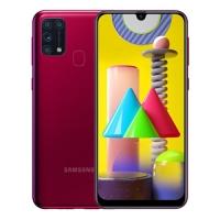 Samsung Galaxy M 31 - 128 GB (Black . Blue . Red)