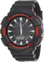 Casio Men's Solar Grey Resin Quartz Watch AD-S800WH-4AVDF Global Warranty Time Inventors