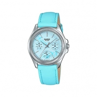 Casio Analog Blue Women's Watch LTP-2088L-2AVDF Global Warranty Time inventors