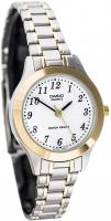 Casio General Ladies Watches Metal LTP-1128G-7BRDF Global Warranty Time Inventors