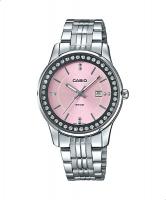 Casio Wristwatch LTP-1358D-4A2VDF Global Warranty Time Inventors