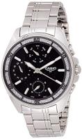 Casio Enticer Black Dial Women's Watch LTP-2086D-1AVDF Global Warranty Time Inventors