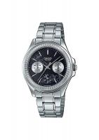 Casio Analog Black Dial Women's Watch LTP-2088D-1A2VDF Global Warranty Time Inventors