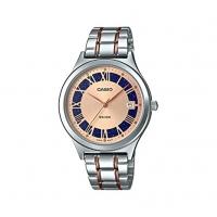 Casio Analog Rose Gold Women's Watch LTP-E141RG-9AVDF Global Warranty Time Inventors
