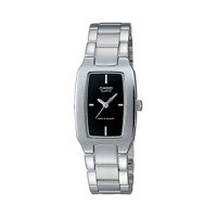 Casio Enticer Analog Black Dial Women's Watch LTP-1165A-1CDF Global Warranty Time inventors