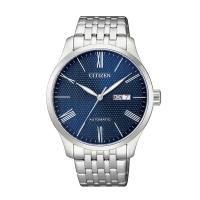Citizen Mechanical Mens Analog Blue Business Automatic NH8350-59L