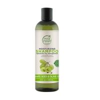 Olive Oil & Grape Seed Moisturizing Shampoo 355 ml - Petal Fresh