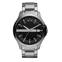 Armani Exchange Men's Analog Quartz Watch with Stainless Steel Strap AX2103
